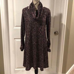 Multi colored R&K dress size 8